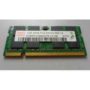 Pamięć RAM Hynix 1GB DDR2 2Rx8 PC2-5300S-555