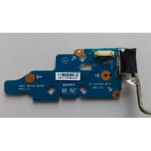 Power switch Board MS91 REV.1.0