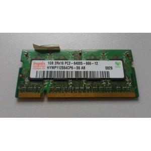 Pamięć RAM 1GB DDR2 2Rx16 PC2-6400S-666