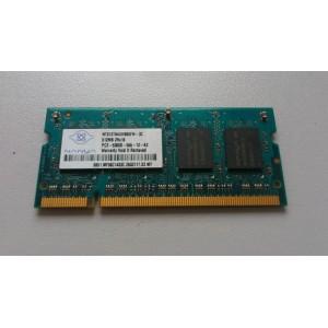 Pamięć RAM 512MB DDR2 2Rx16 PC2-5300S-555