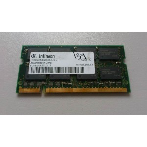 Pamięć RAM INFINEON 512MB DDR 333 CL2.5