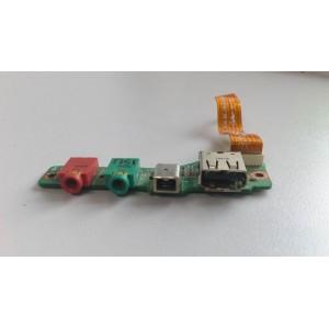 Gniazdo USB AUDIO SONY PCG-8R6M CNX-245