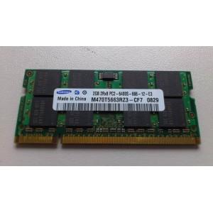 Pamięć RAM 2GB DDR2 2Rx8 PC2-6400S-666