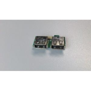 Gniazda USB 34QT6UB0010