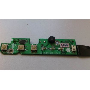 Power Button LED Board DA0JM1YB6E6 Rev E  Dell Latitude D600