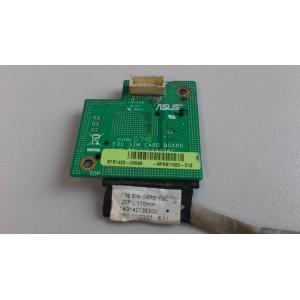 Asus F3S SIM CARD BOARD + taśma