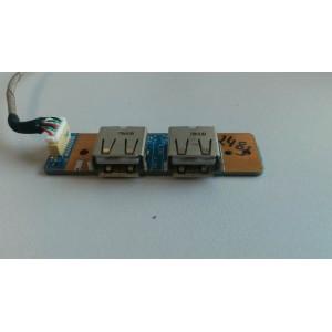 Gniazdo USB SONY VGN-NR21Z CNX-403