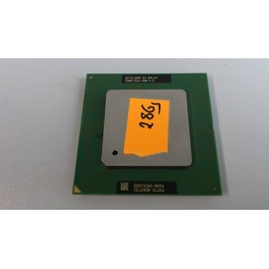 Intel® Celeron® Processor 1.20 GHz, 256K Cache, 100 MHz FSB