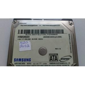 SAMSUNG Spinpoint HM060II 60GB SATA