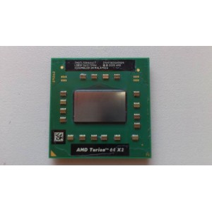 AMD Turion 64 X2 Dual Core 1.6GHZ Socket S1 TMDTL50HAX4CT