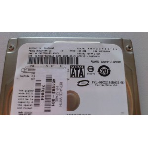 FUJITSU 160GB MHZ2160BH SATA