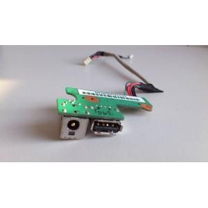 Gniazdo USB AC HP Pavilion Dv6000 DDAT8APB2001408