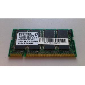 Pamięć RAM 256MB DDR 266MHz PC2100