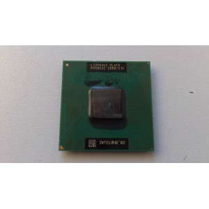 Mobile Intel® Pentium® 4 Processor - M 2.00 GHz, 512K Cache, 400 MHz FSB