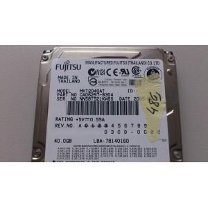 Fujitsu 40GB ATA MHT2040AT