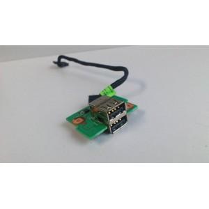 Gniazdo USB Acer Asipre 5730Z 48.4J502.011