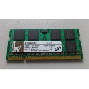 Pamięć RAM Kingston 1GB KVR667D2S5