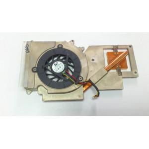 Wentylator + radiator ASUS X56T KFB0505HHA
