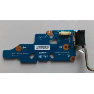 Power switch Board MS91 REV.1.0